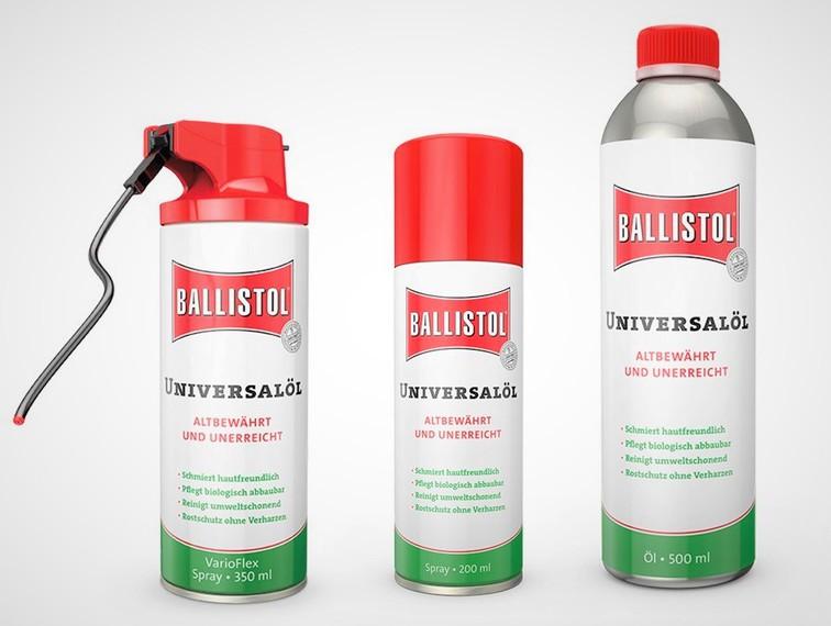 Ballistol Dosen