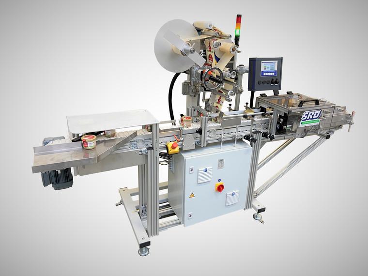 Etikettiermaschine für Gläser SRD-eco160