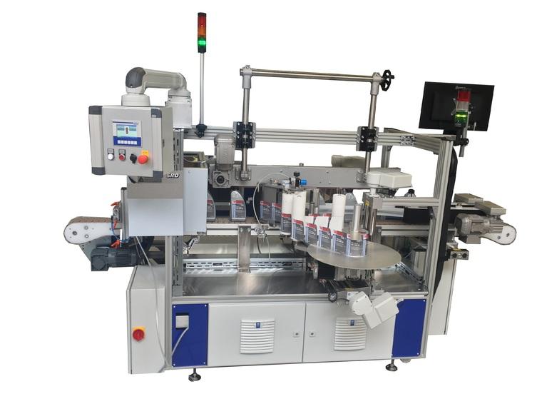 Flaschen-EtikettiererSRD-eco200
