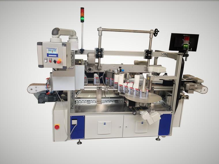 Etikettiermaschine SRD-eco200