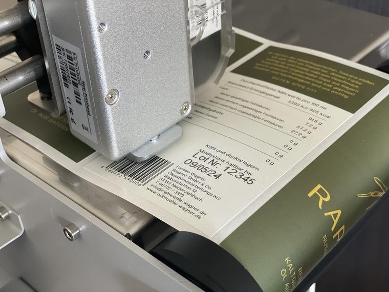 KUR-Ink-Jet Drucker