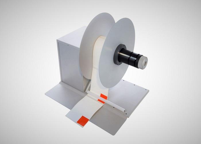 Etikettenzähler - Etikettenumspuler JR-400-JUMBO
