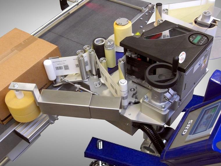 Karton-Etikettiermaschinen