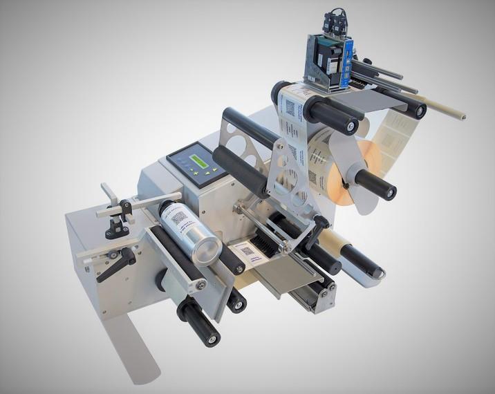 Tischetikettierer JR-200 mit Ink-Jet Drucker